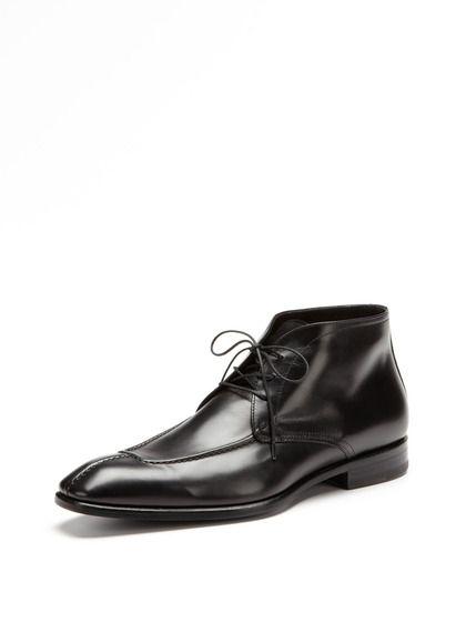 bba5e6209ca Antonio Maurizi Split Toe Chukka Boots | My Style | Shoes, Dress ...