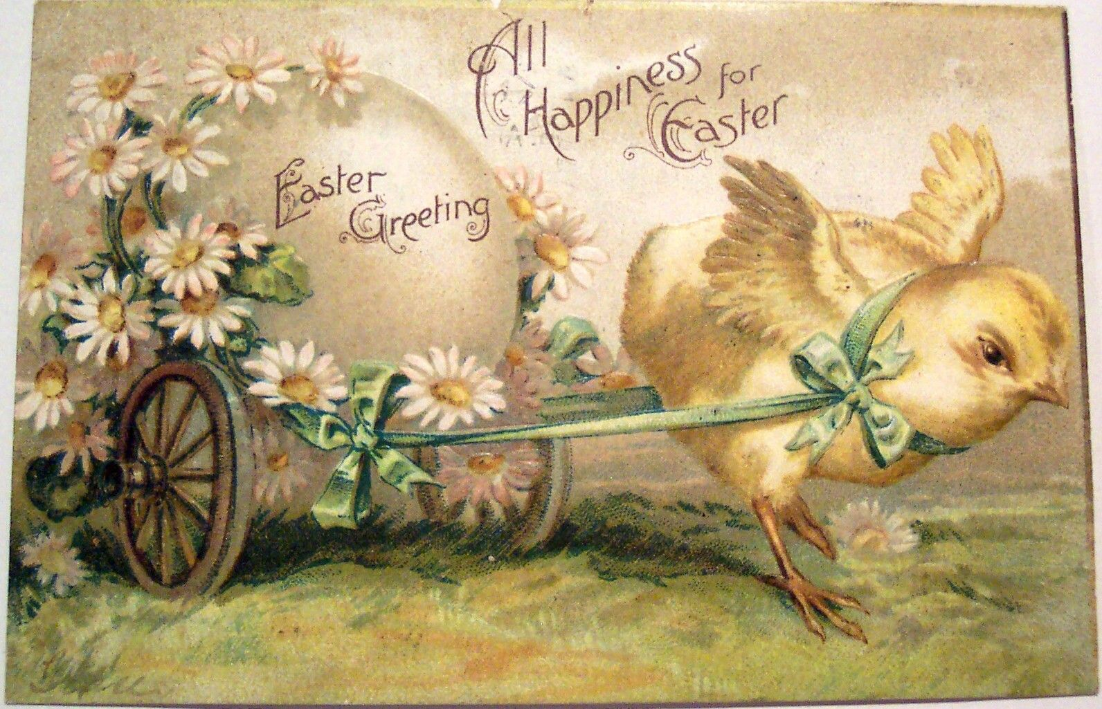 Vintage Easter Images Such A Sweet Little Card With The Chick And