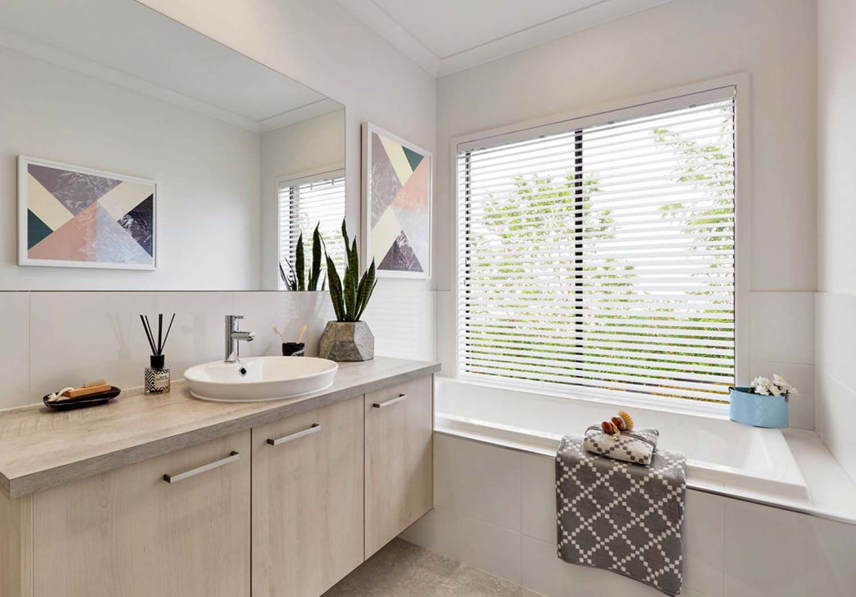 Elegant model home in Australia offers comfortable living spaces ...