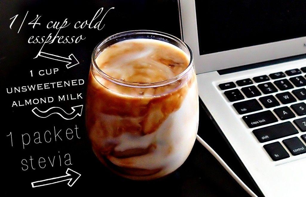 3 Ingredient Iced Latte