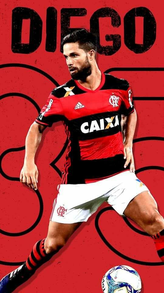 CRF - Flamengo - Diego Ribas  0feed09f381f0