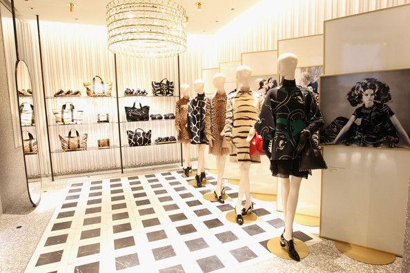 Valentino Flagship Store Opening - Milan Fashion Week Womenswear Autumn/Winter 2012/2013