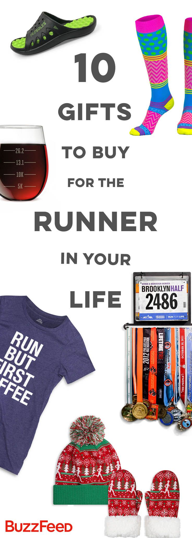 what are good gifts for runners