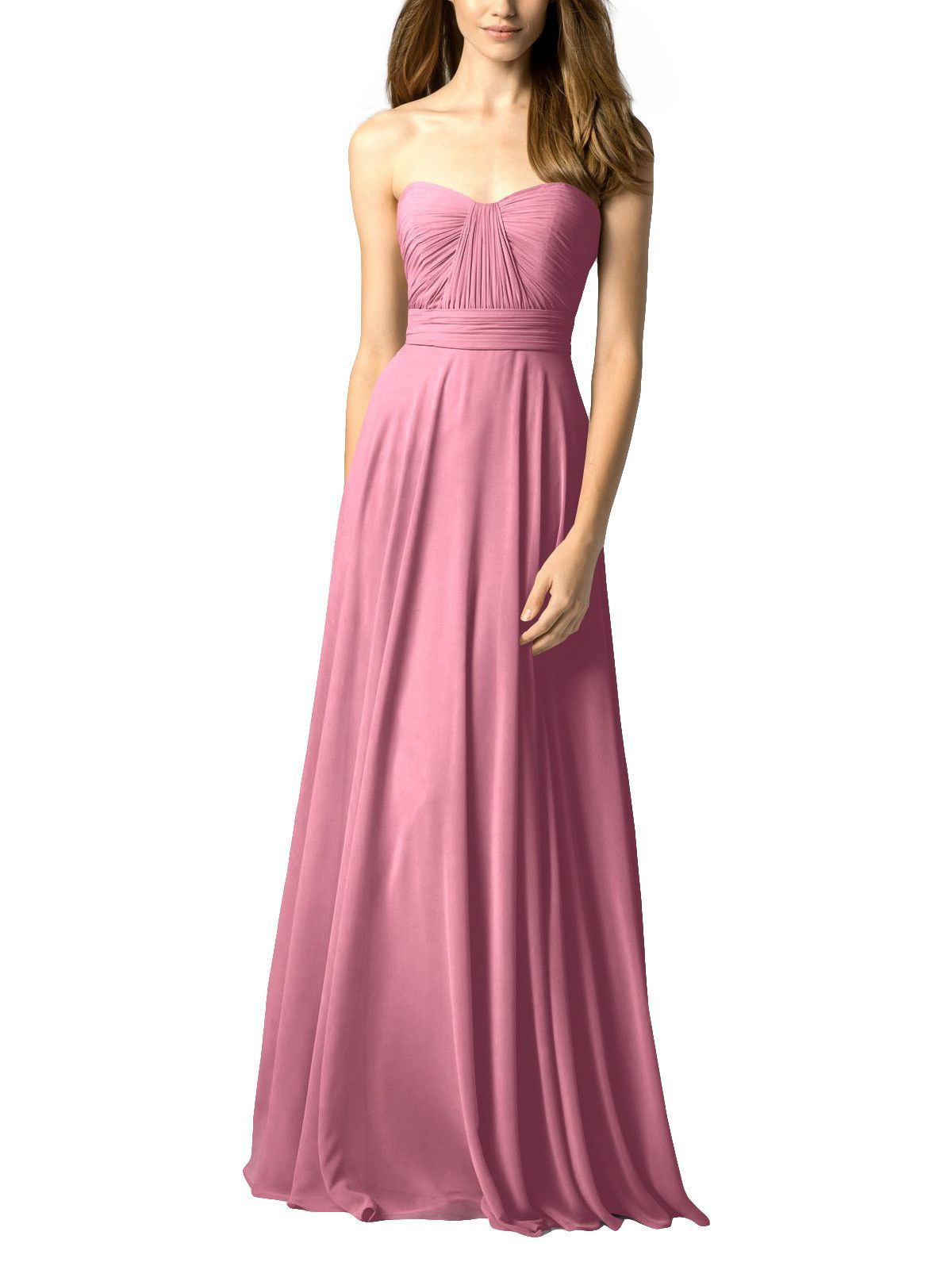 Watters Cleo Bridesmaid Dress | Pinterest