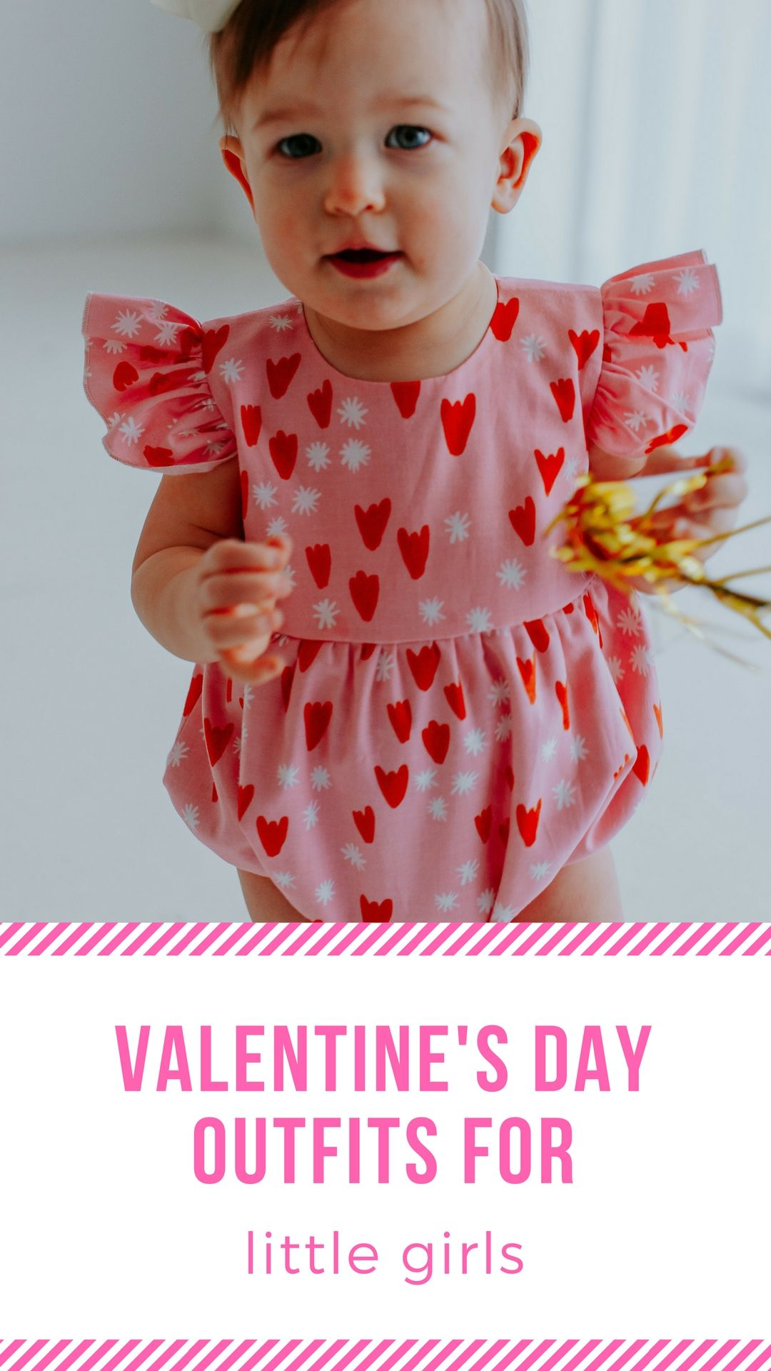 Valentine's Day Outfits for Little Girls -- shop the curated list at cuteheads.com
