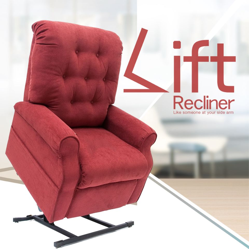 HYE-1888 Recliner Chair Lift Chair Adjustable Elderly Relax Sofa ...