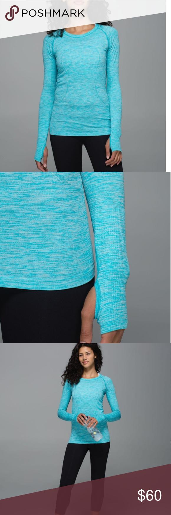 Lululemon Long Sleeve Great condition. lululemon athletica Tops #myposhpicks