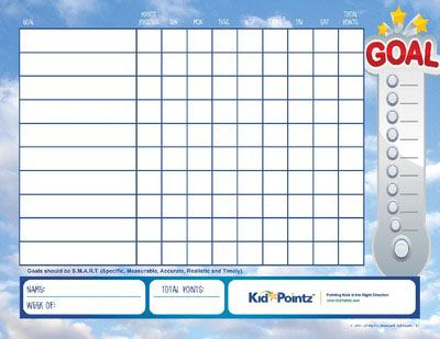 photo about Printable Goal Charts identify Printable purpose charts for small children. There are way too other products
