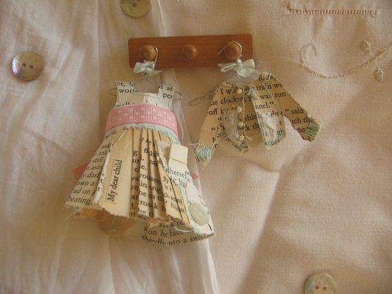 paper clothes