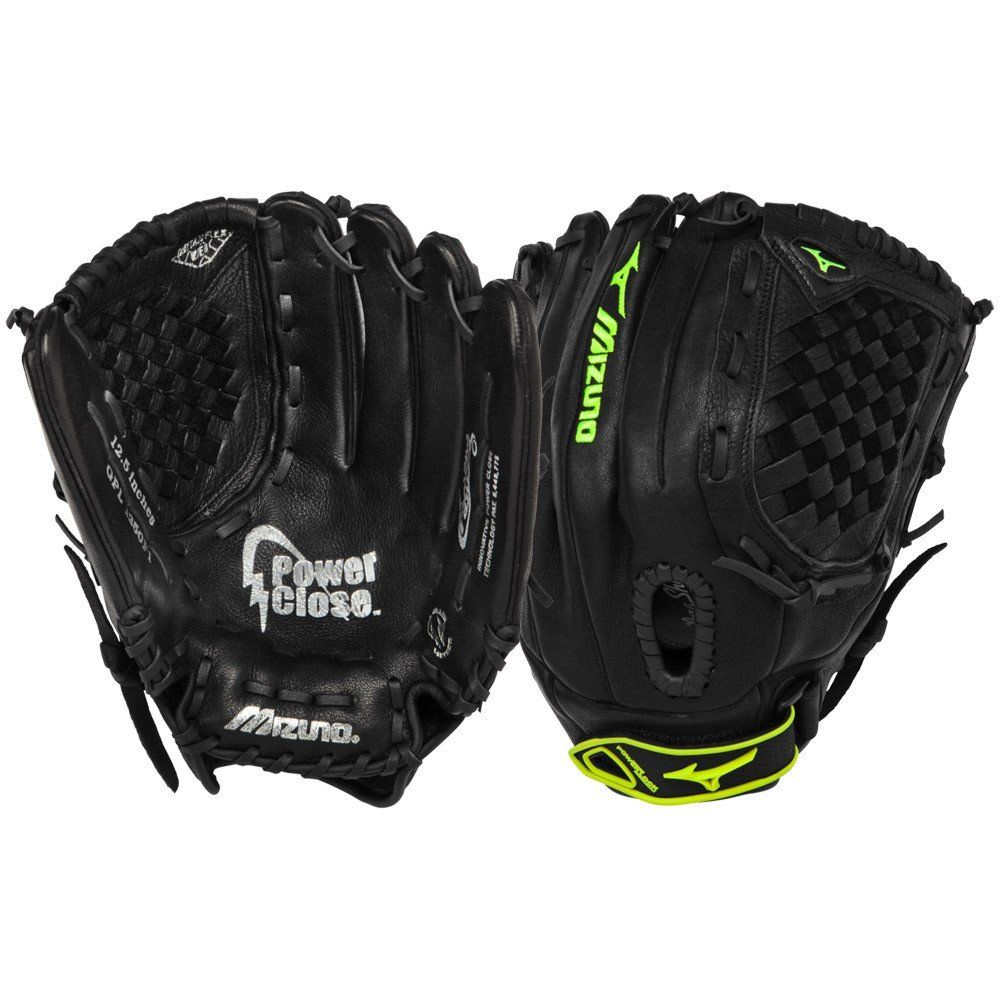 Mizuno Girl S Prospect Gpl1250f1 Utility Fastpitch Glove 12 5 Right Handed Throw 12 50 Utility Pattern Softball Gloves Baseball Mitt Fastpitch Softball