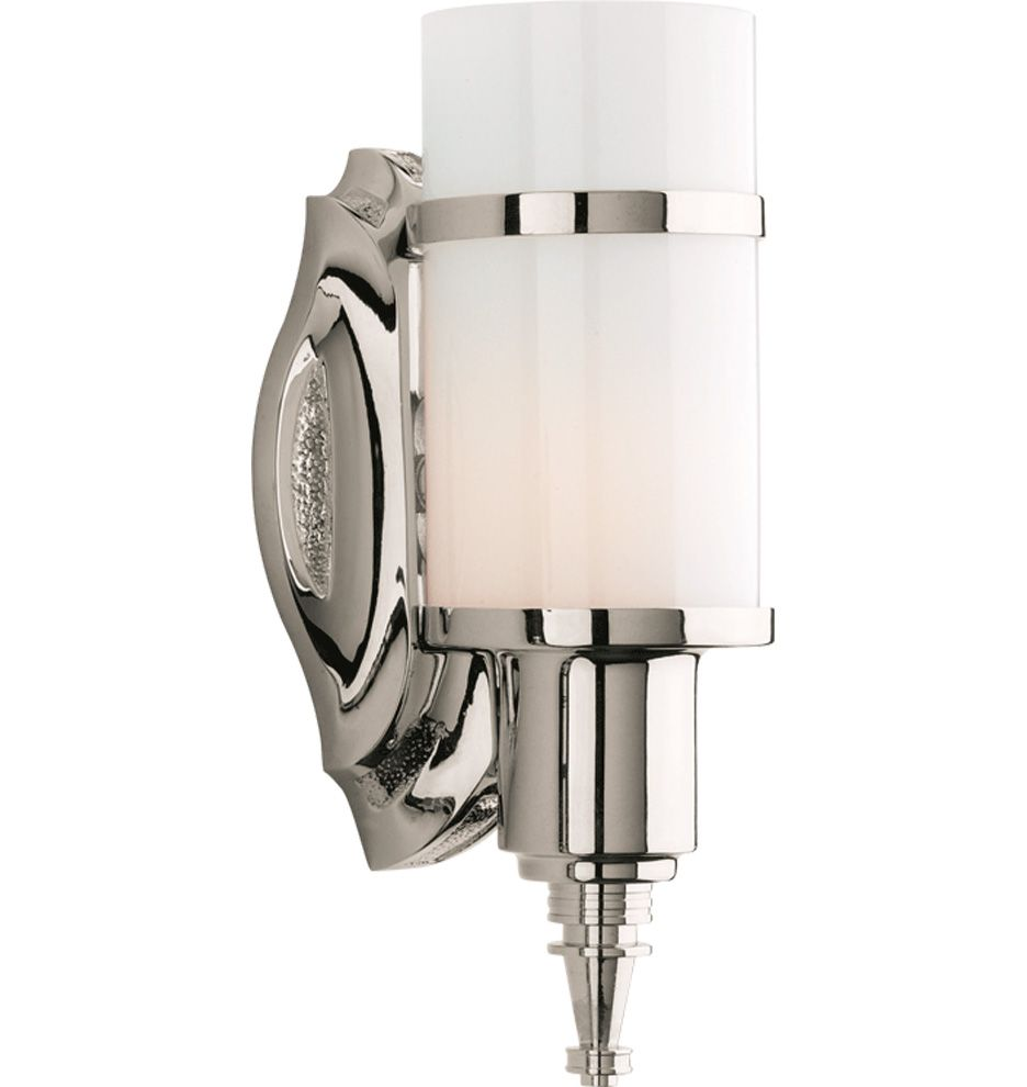 Art Deco Bathroom Wall Sconces vernonia streamline wall bracket | decor | pinterest | art deco