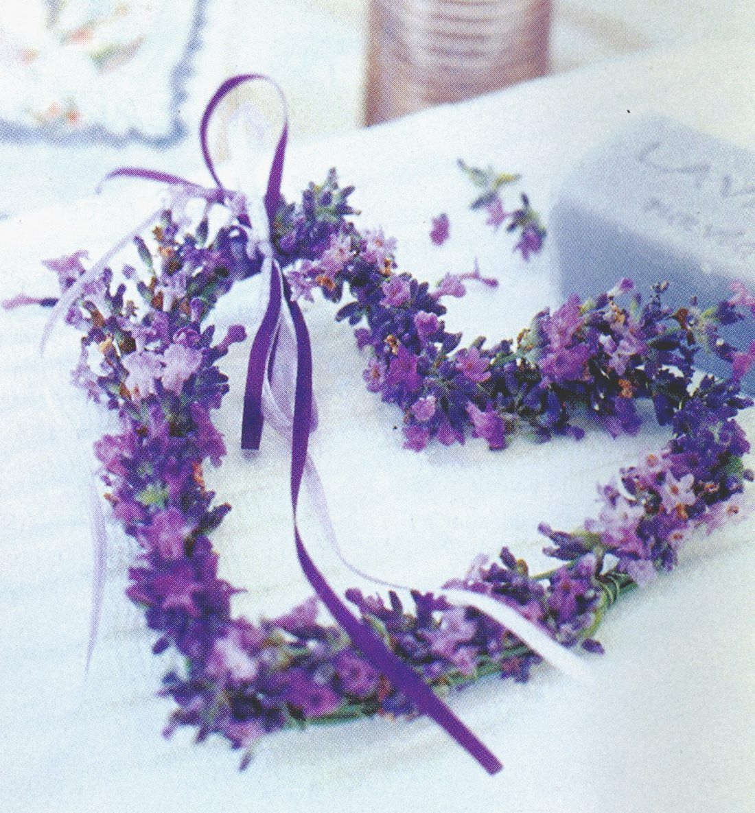 check out more ideas with lavander......