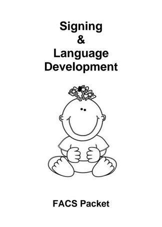 Free printable classroom activities: Language Development