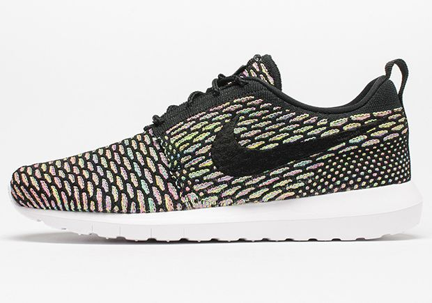 Is The Nike Flyknit Roshe Run NM Multicolor Making A Return To The States?