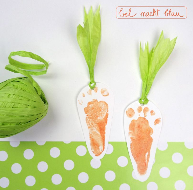 Photo of Foot print: reading carrots and window carrots | bel turns blue