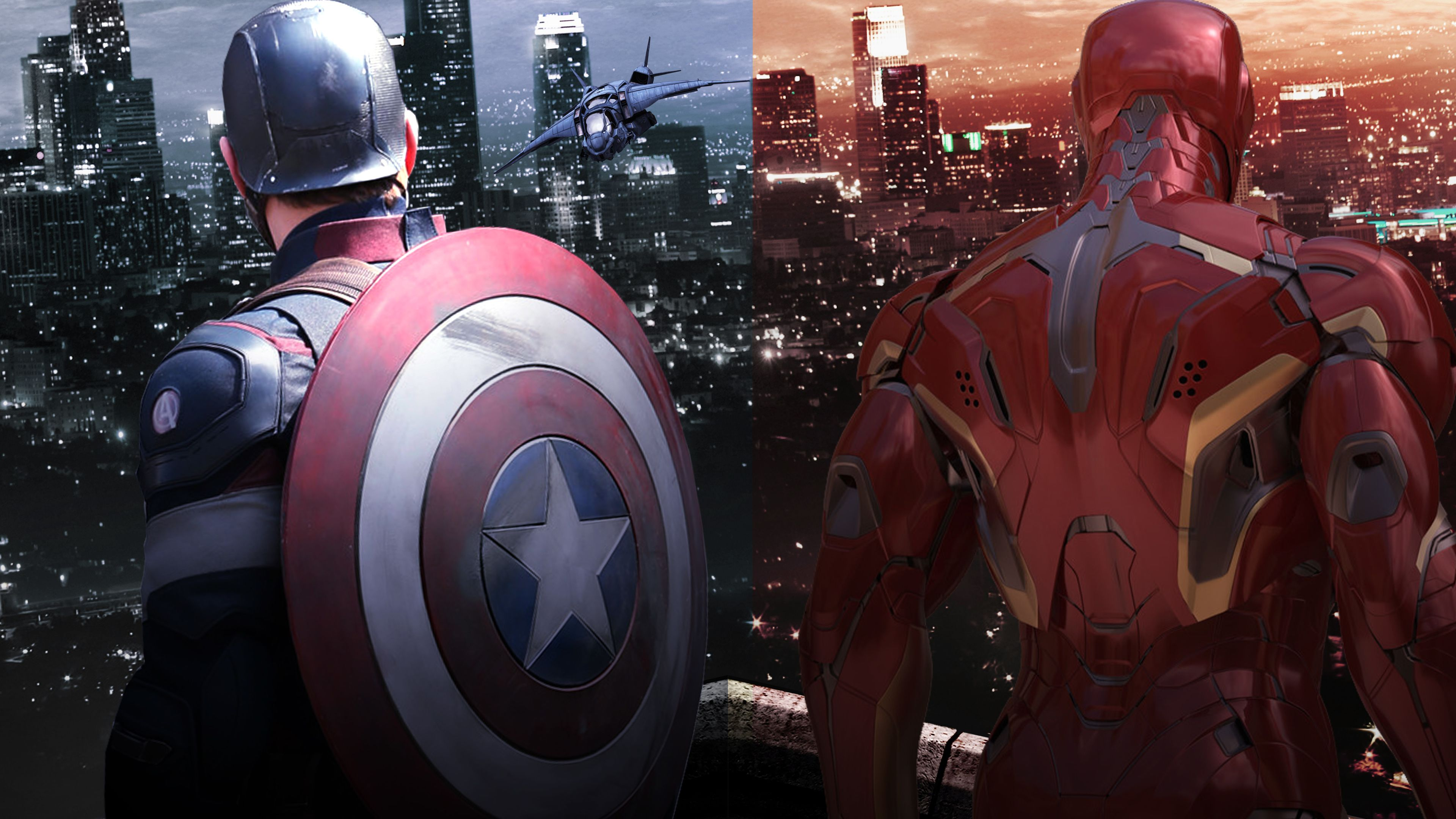Captain America Shield And Iron Man Superheroes Wallpapers Shield Wallp Iron Man Vs Captain America Captain America Shield Wallpaper Captain America Wallpaper