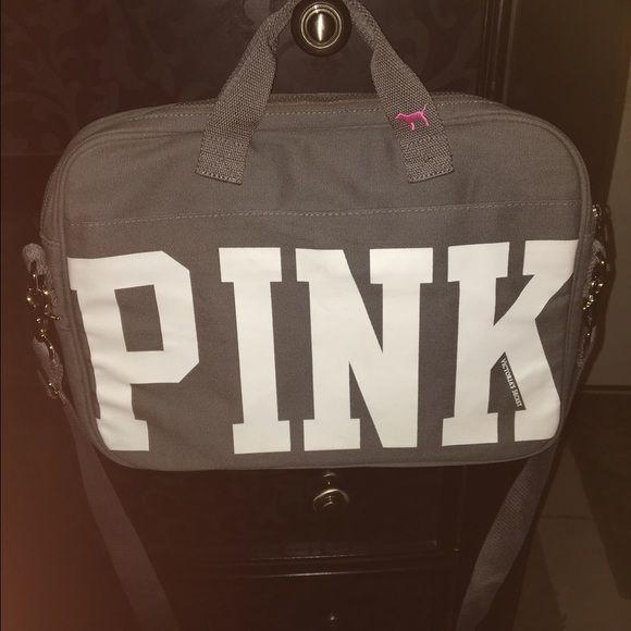 Victoria secret pink laptop case 15 x 11 New Victoria secret case 15 x 11  PINK Victoria's Secret Bags Laptop Bags