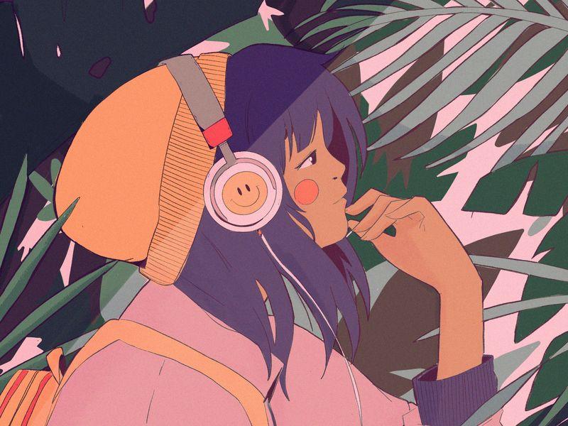 Lofi Music Cover Anime Music Music Covers Anime