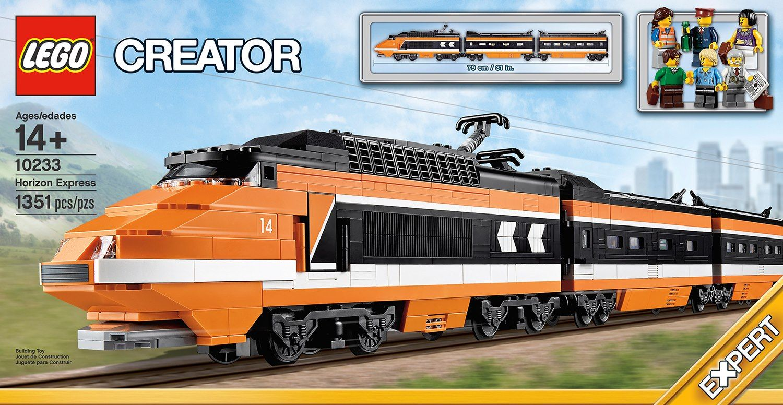 LEGO Creator Expert HORIZON EXPRESS NEW /& SEALED set 10233