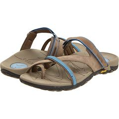59d711975a27 Orthaheel - Mojave Sport Recovery Toepost Sandal