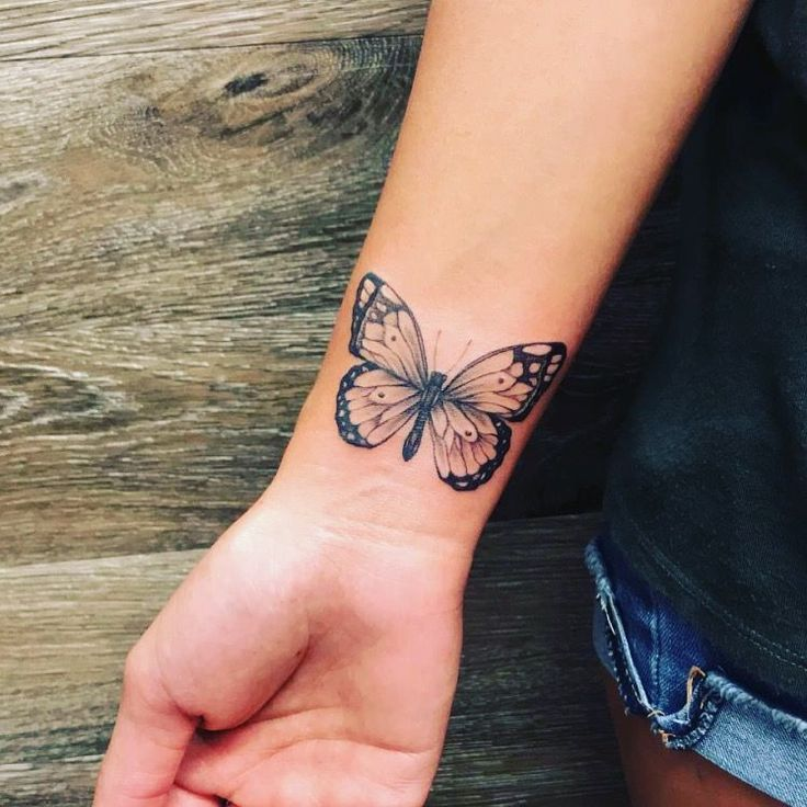 butterfly tattoo - Christmascocktails