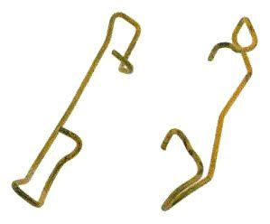 Cat 3.35 inches Fancy That 5228960 Brass Key Ring