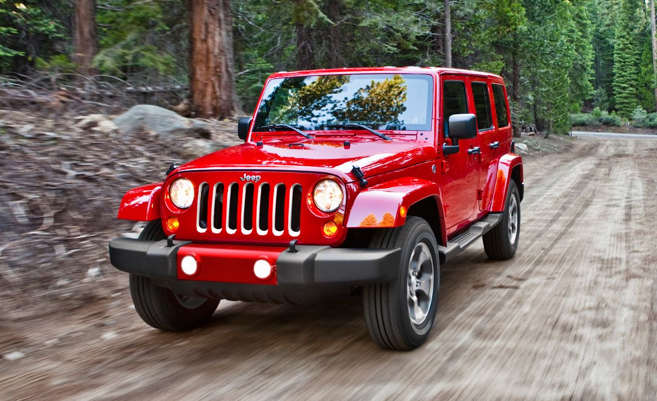 2017 Jeep Wrangler / Wrangler Unlimited Jeep wrangler