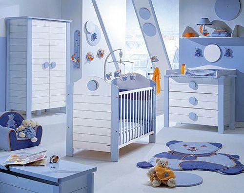 Baby Room Decoarting Ideas | Diseño de habitación de niños ...