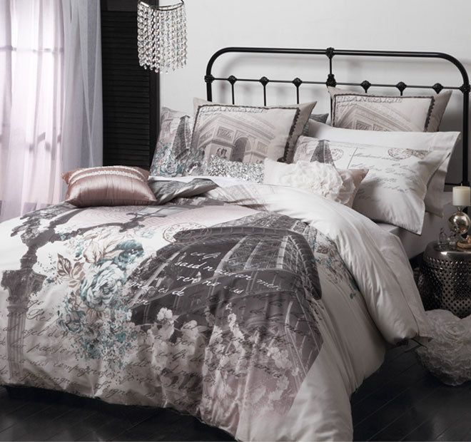 Northern Passages | King size, Quilt cover and Paris decor : eiffel tower quilt cover - Adamdwight.com