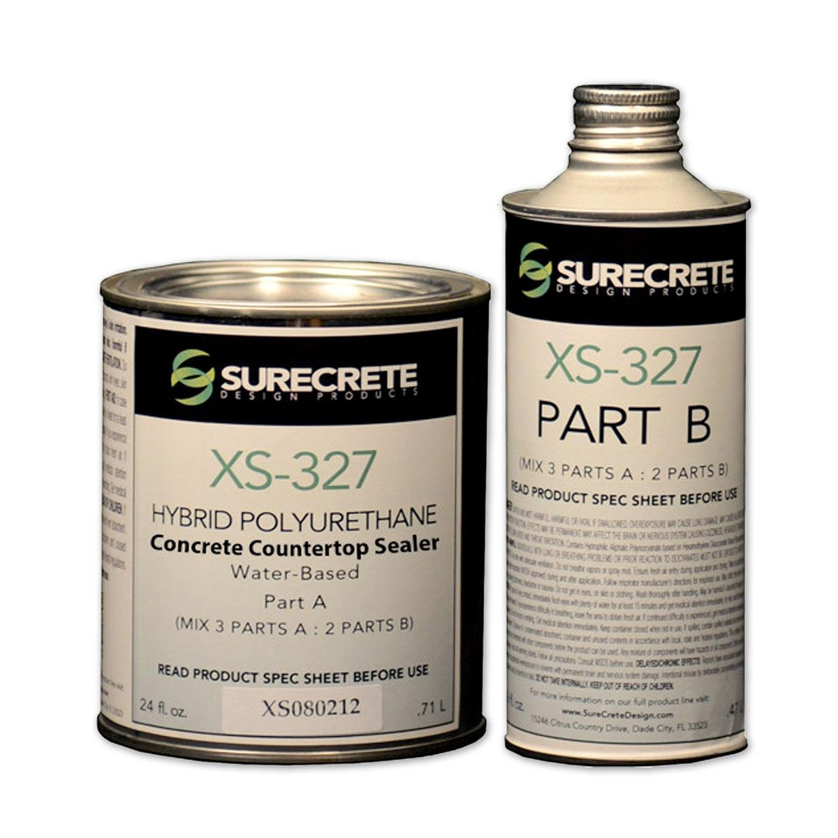 Xs 327 Is A Water Based Polyurethane Sealer Designed For