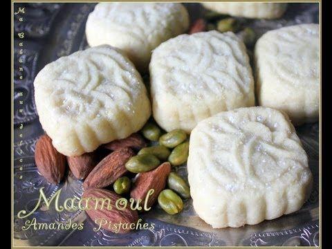 maamoul, biscuit sablé amande pistache   la cuisine de djouza