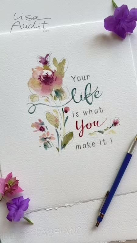 Life is what you make it 💗