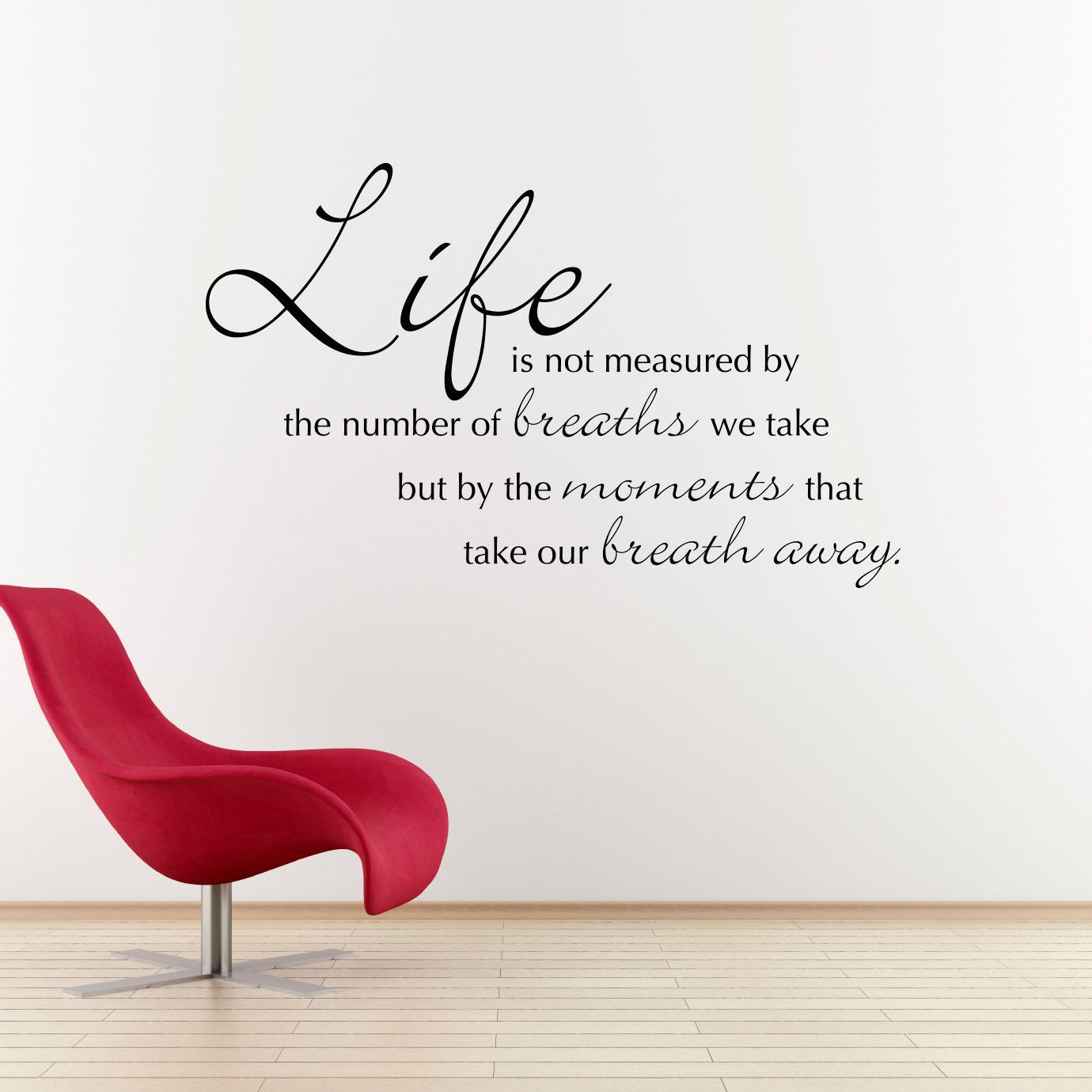 Life Quote Wall Stickers Amazing Life Quote Wall Decal  Quotes Pinterest  Quote Wall Decals