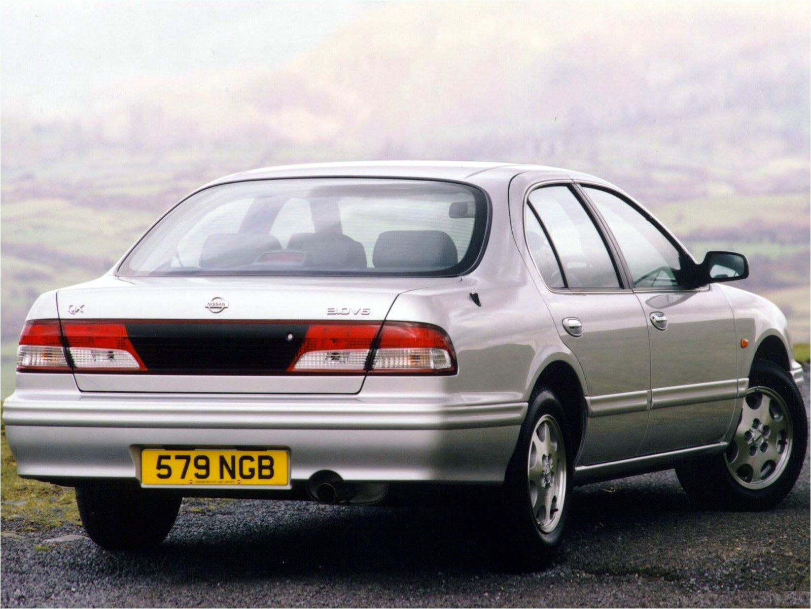 1994 99 nissan maxima qx a32 3 0 v6 classic cars. Black Bedroom Furniture Sets. Home Design Ideas