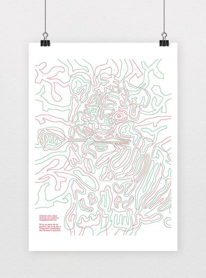KIBLIND, n°54 - PAPER ! TIGER ! _ DESIGN
