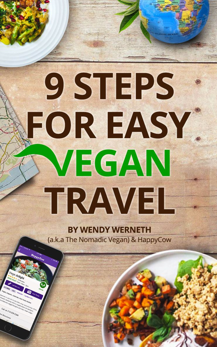 How to Travel As a Vegan