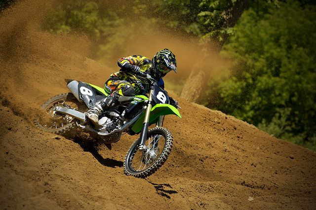 2013 Kawasaki KX250F Press Release  AMSOIL Dominator Synthetic racing oil. Like this photo! #AMSOIL #AMA #motorcycle #MX