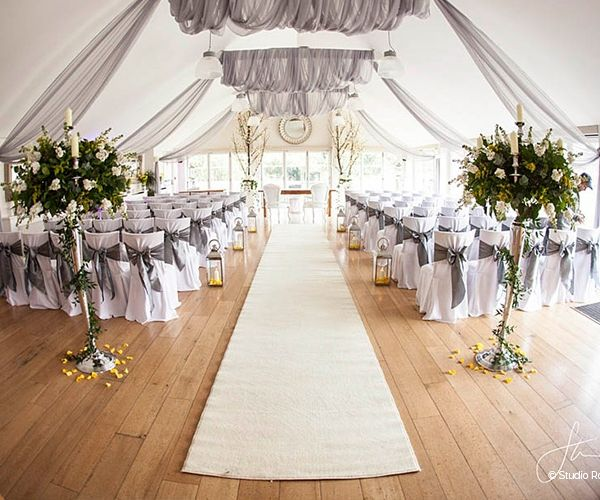 Wasing Park Wedding Venue In Berkshire Garden Room Chwv