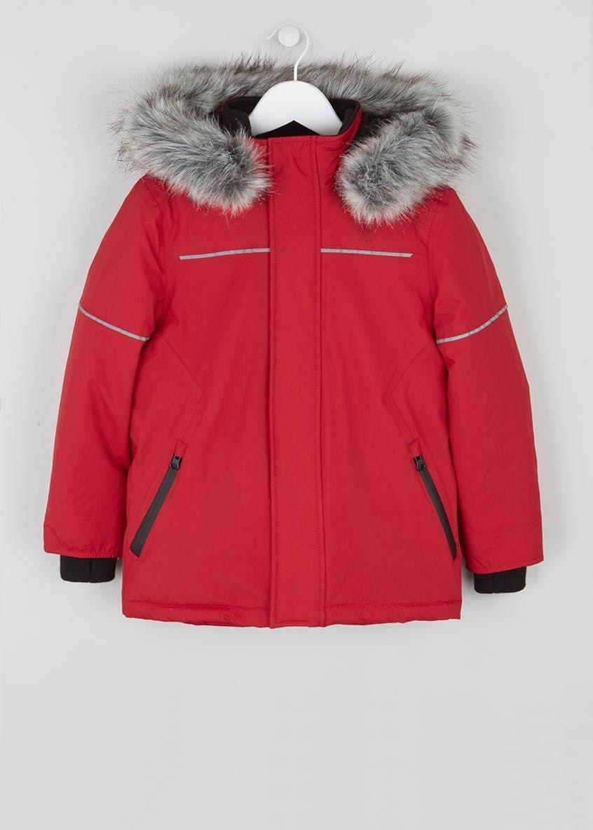 704a2b3a0 Boys Technical Parka (4-13yrs) | Boys garment inspiration | Parka ...