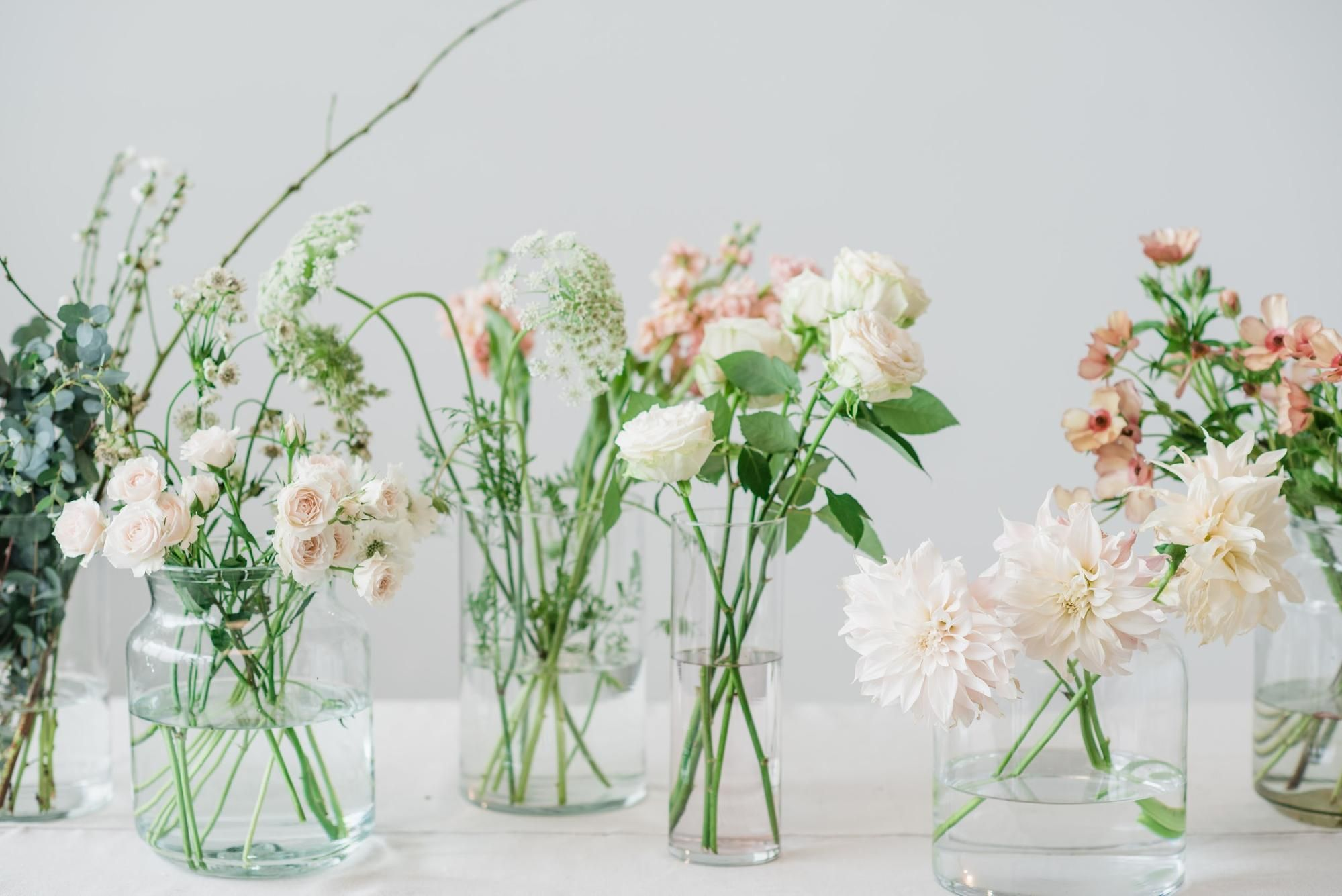 Create Your Own Floral Arrangement Flowers Floral