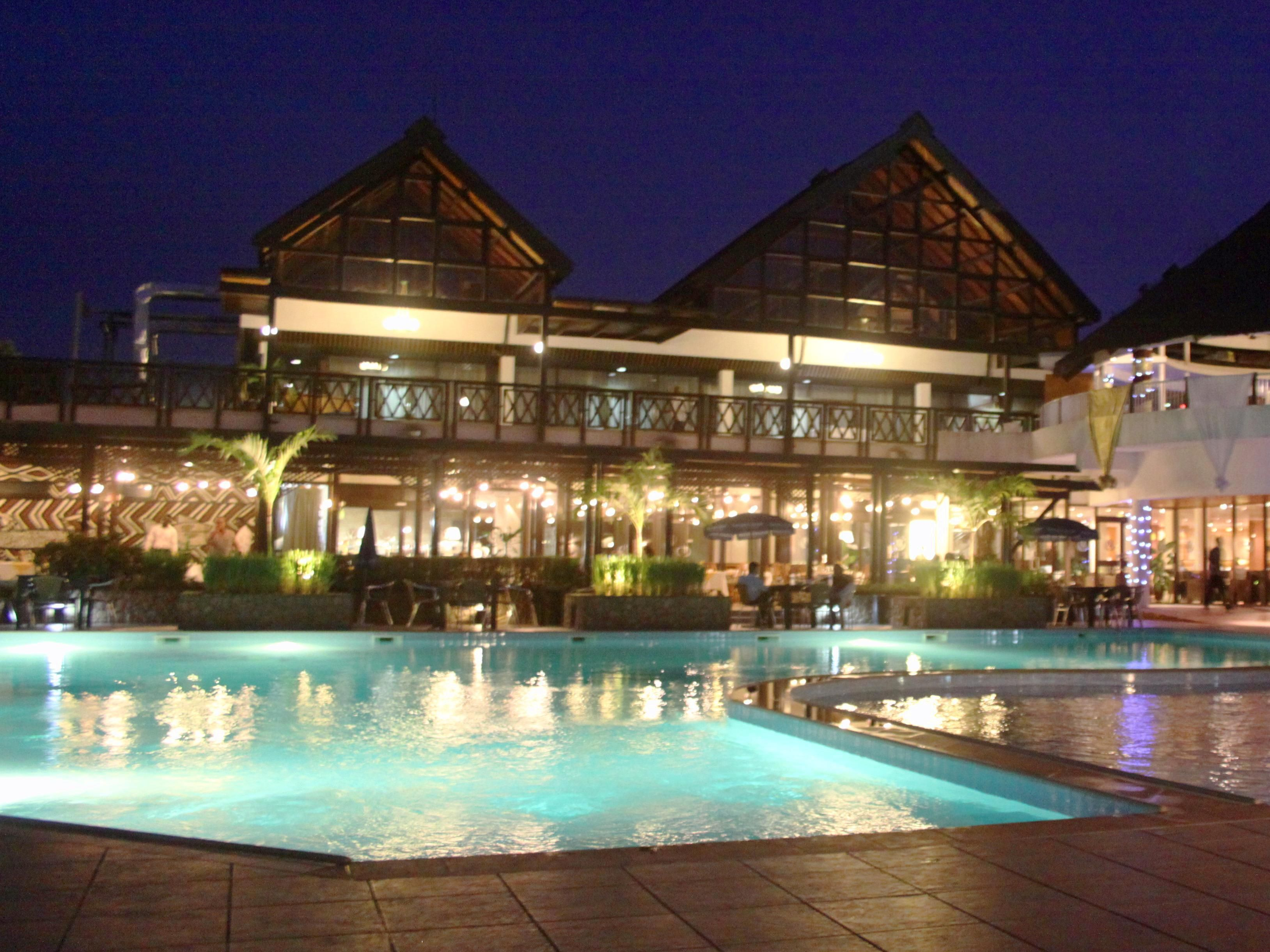 Accra Golden Tulip Hotel Ghana Africa Ideally Located In The Prime Touristic Area Of