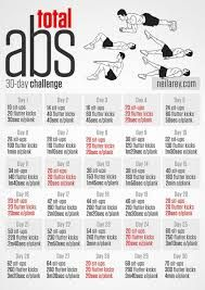 image result for 30 day ab challenge men with images