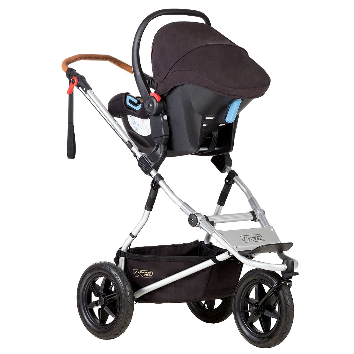 Mountain Buggy urban jungle travel system stroller with