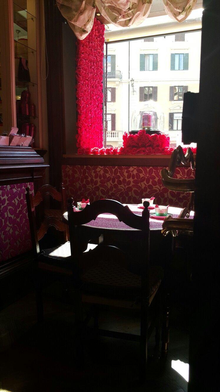 Babington's Tea Rooms, Piazza di Spagna, Roma. #roma #rome ...