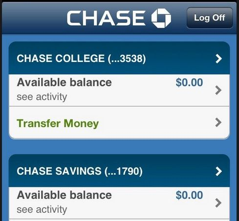 Chase Denies Hack Behind Sudden Account Drains Chase Bank Account Bank Account Balance Chase Bank