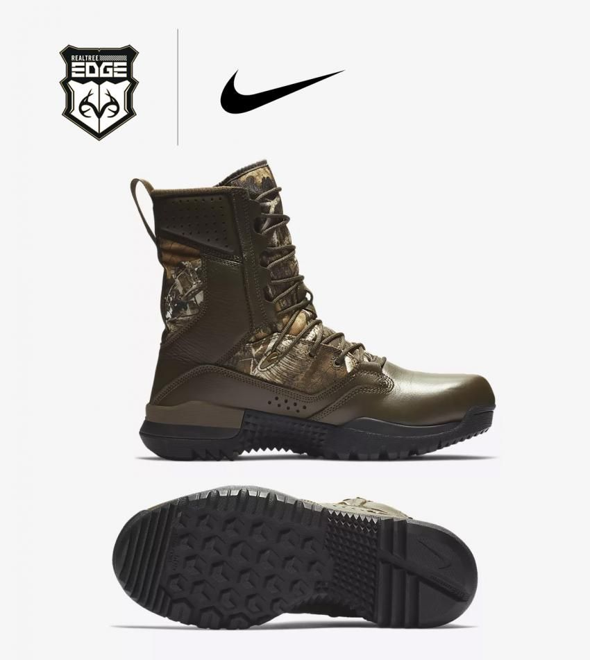 e653250b5 Nike SFB field 2 GTX Realtree EDGE Camo Boot Side