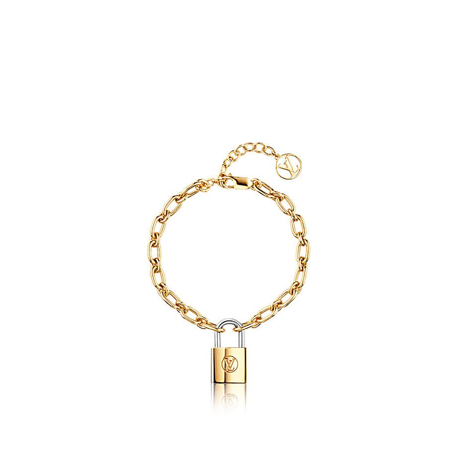 Lock me supple bracelet accessories louis vuitton dear santa