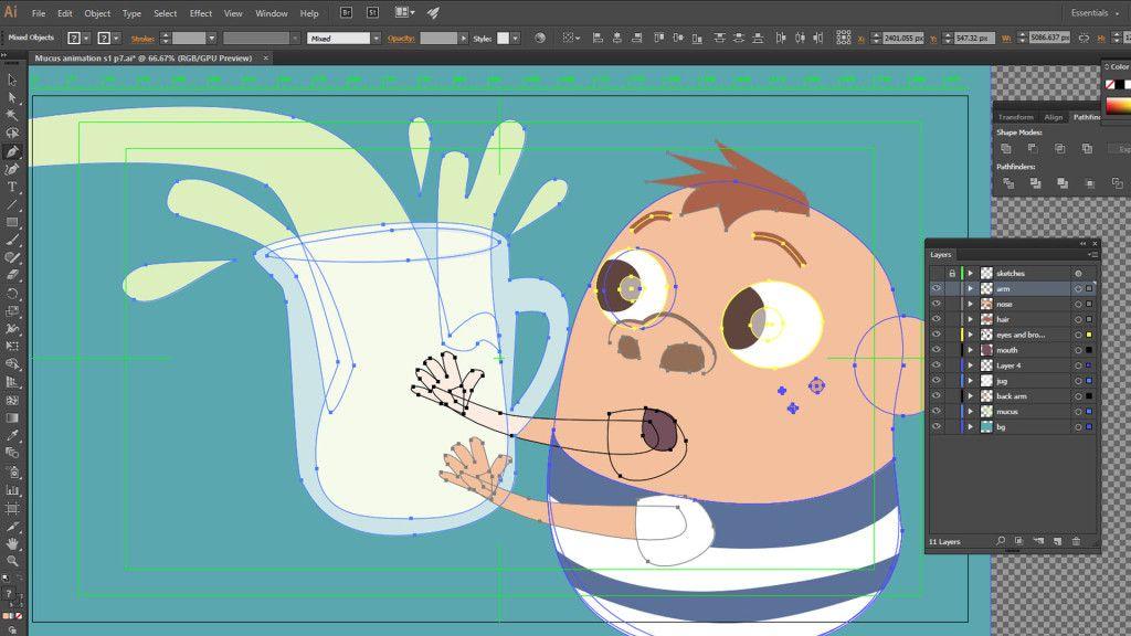 animation illustrator