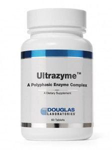 Douglas Labs- Ultrazyme 60 tabs