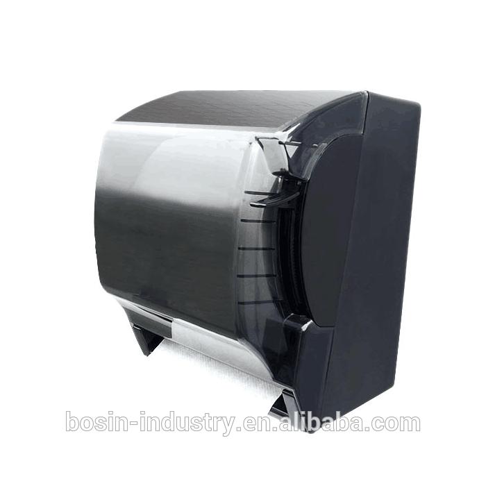 f35af7b7ad2 plastic wall mounted toilet auto cut paper towel dispenser